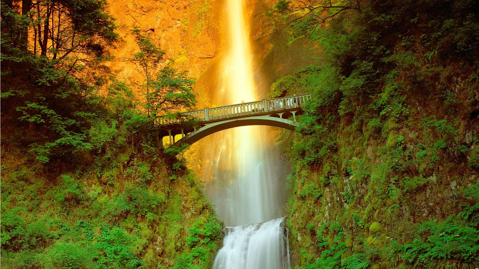 Portland Area Itineraries - Waterfall